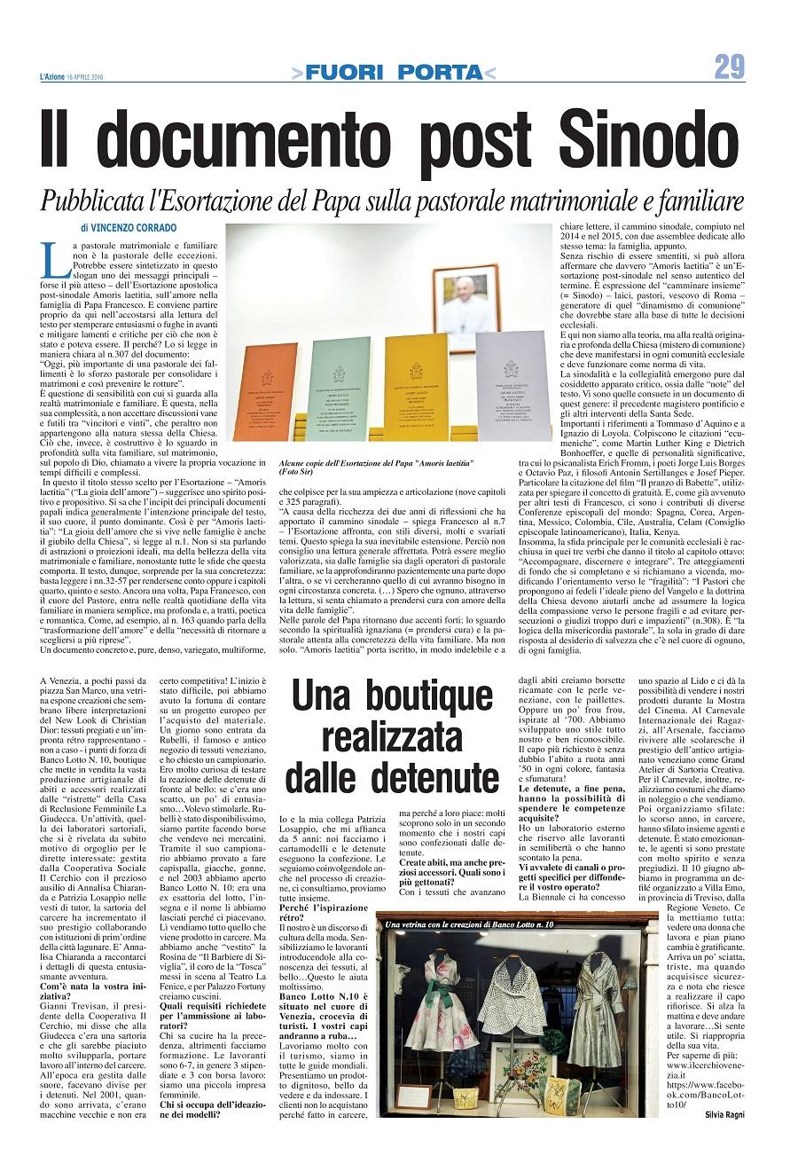 Articolo settimanale L Azione - apr16-page-001